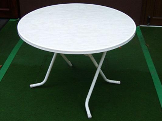 Tische mieten & vermieten - Bistrotisch rund 100 cm in Reinstädt