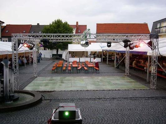 Partyverleih mieten & vermieten - Open Air Gelände bis 1.000 Gäste für Ihr Event in Reinstädt