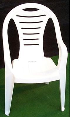 Stühle mieten & vermieten - Stapelsessel aus Kunststoff in Reinstädt