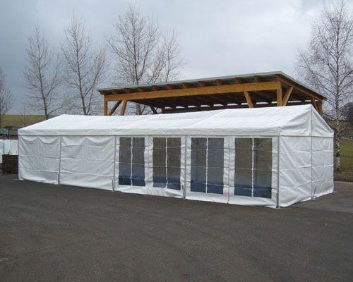 Partyzelte mieten & vermieten - Vereinszelt 5 x 12 m in Reinstädt
