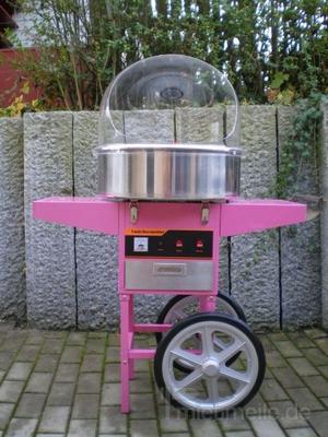 Zuckerwattemaschine mieten & vermieten - Zuckerwattemaschine in Oppenweiler