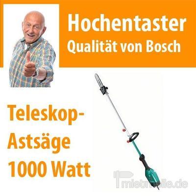 Astsäge mieten & vermieten - Teleskop Astsäge Hochentaster Gartengeräte in Dresden