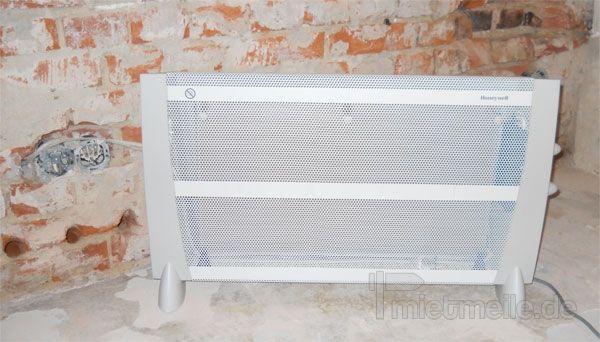 Werkzeuge & Geräte mieten & vermieten - Wärmewellen Heizgerät in Dresden