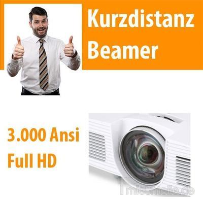 Beamer mieten & vermieten - !!! Kurzdistanzbeamer !!! in Dresden