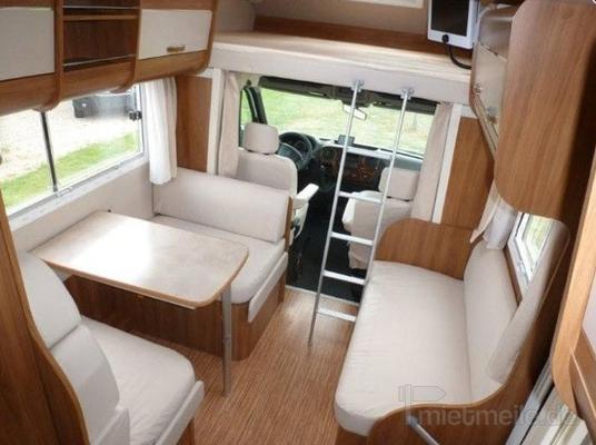Wohnmobile mieten & vermieten - Wohnmobil mit Rückfahrkamera/6 Schlafplätzen in Einbeck