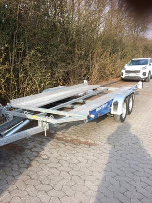 Autoanhänger mieten & vermieten - Autotransportanhänger in Waigolshausen