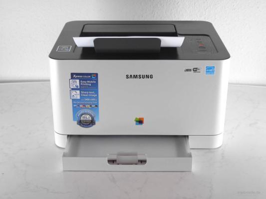 Laptop mieten & vermieten - Laserdrucker Farbe Laser Drucker Samsung Netzwerkdrucker Ethernet / USB Farblaserdrucker in Berlin