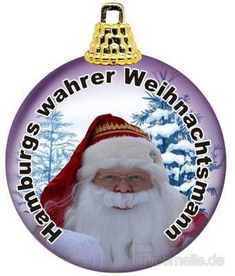 Weihnachtsmann mieten & vermieten - Hamburgs - wahrer - Weihnachtsmann in Hamburg Steilshoop
