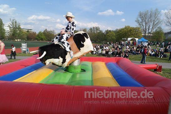 Bullriding mieten & vermieten - Bullriding / Rodeo/  Bulle reiten inkl. Personal und Haftpflichtversicherung in Naumburg
