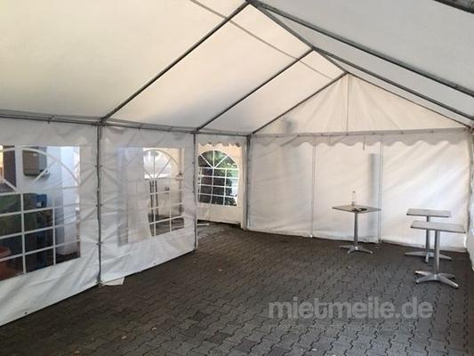 Partyzelte mieten & vermieten - Zeltverleih Festzelt Partyzelt von 3x6m bis 15x30m, Anfrage Lieferung und Aufbau in Heuchelheim