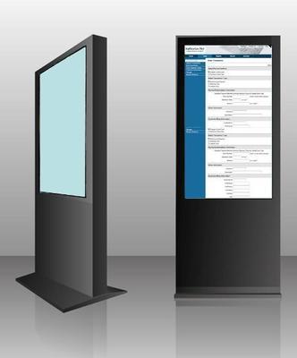 "Terminalsysteme mieten & vermieten - Info Terminal Touch 55"" ,  in Ratingen"