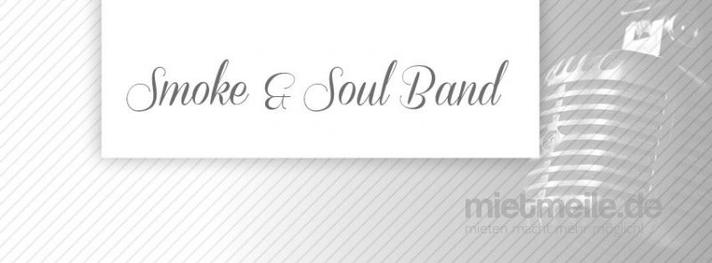 Bands mieten & vermieten - Smoke & Soul Band Partyband & Hochzeitsband Berlin in Berlin
