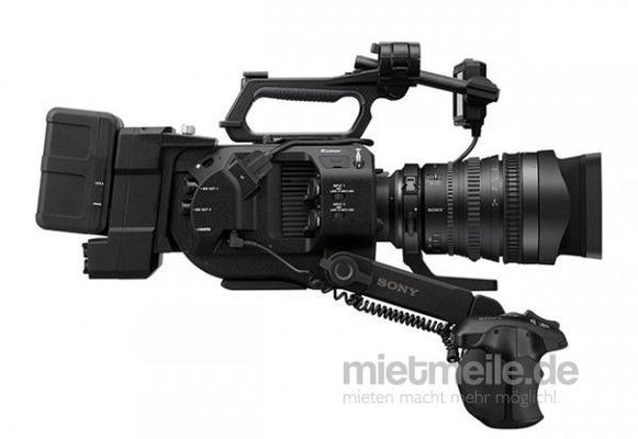 Videokamera mieten & vermieten - Drehfertig Sony PXW-FS7 inkl. Zubehör in Hamburg
