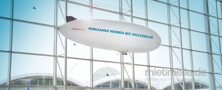 Messe Zubehör mieten & vermieten - Werbezeppelin für Ihren Messeauftritt in Lüneburg