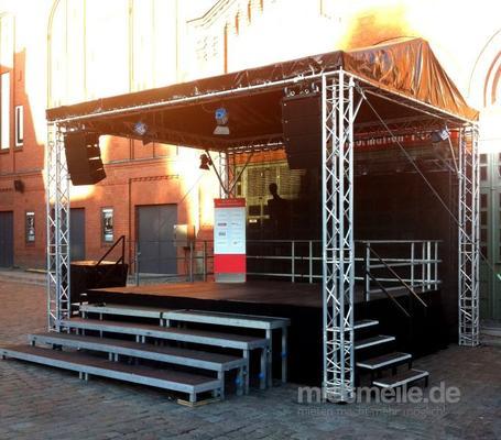 Bühne mieten & vermieten - Bühne, Podest, Stage, Bühnenplatten in Berlin