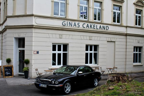 Limousinen mieten & vermieten - Jaguar XJ Limousine Hochzeitsauto ohne Chauffeur in Bochum