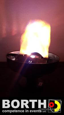 Fackeln & Feuereffekte mieten & vermieten - Feuer Effekt Schale in Ratingen