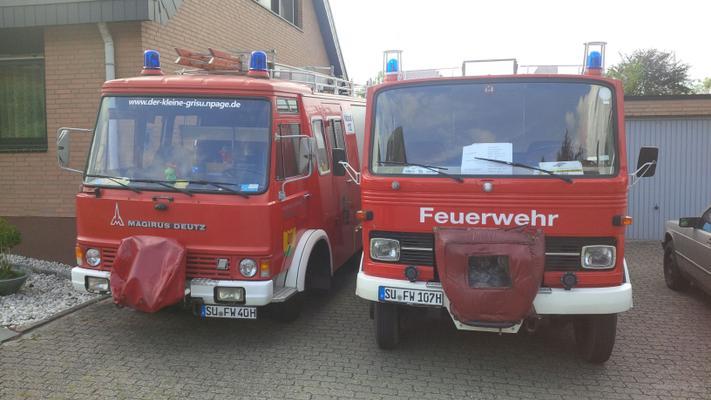 Kindergeburtstag Feuerwehrfahrzeug Lf8 Oldtimer Mieten Mietmeile De