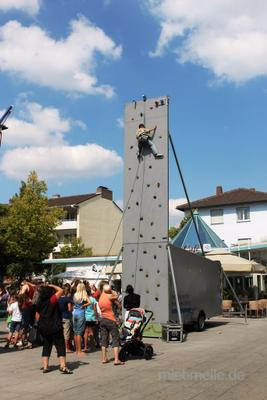 Kletterwand mieten & vermieten - Kletterwand mieten, Kletterberg, Klettern, Eventmodule Vermietung in Ockenheim