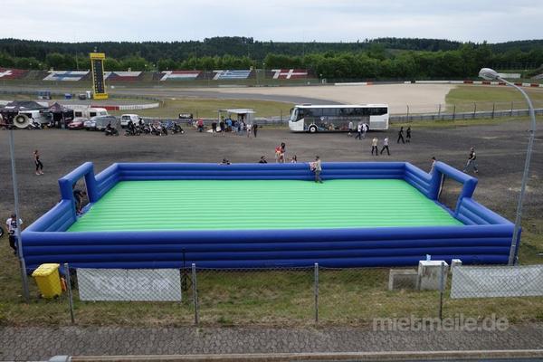 Fußball mieten & vermieten - SOAP SOCCER / SEIFEN FUSSBALL / WASSER-FUSSBALL in Köln
