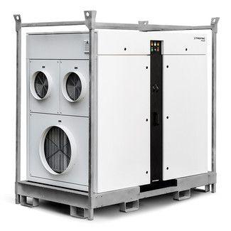 Industrietrockner mieten & vermieten - Adsorptionstrockner TTR 6600 in Heinsberg