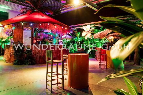 Kulissen mieten & vermieten - Beach-Bar - WUNDERRÄUME GmbH vermietet: Dekoration/Kulisse für Event, Messe, Veranstaltung, Incentive, Mitarbeiterfest, Firmenjubiläum in Lichtenstein/Sachsen