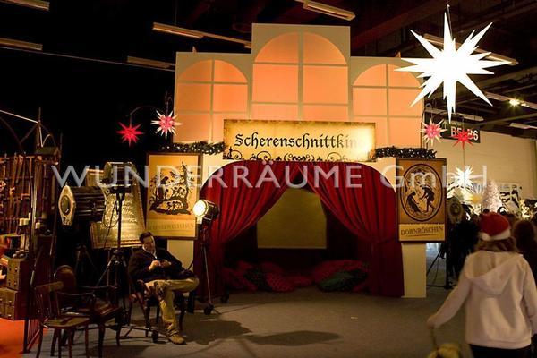 Kulissen mieten & vermieten - Scherenschnittkino - WUNDERRÄUME GmbH vermietet: Dekoration/Kulisse für Event, Messe, Veranstaltung, Incentive, Mitarbeiterfest, Firmenjubiläum in Lichtenstein/Sachsen