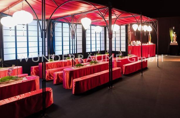 Kulissen mieten & vermieten - Asien Lounge 2 in Lichtenstein/Sachsen