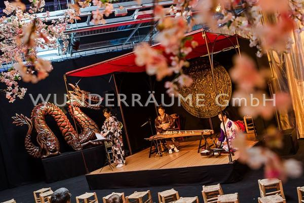 Länder & Flaggen mieten & vermieten - 10 Drachen  -  XXL   Halb-, Vollplastik WUNDERRÄUME GmbH vermietet: Dekoration / Kulisse für Event, Messe, Veranstaltung, Incentive, Mitarbeiterfest, Firmenjubiläum in Lichtenstein/Sachsen
