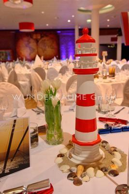 Maritime Deko & Schiffsmodelle mieten & vermieten - maritime Tischdekoration 2 in Lichtenstein/Sachsen