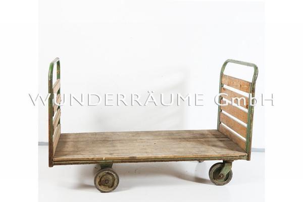 Antik & Rustikal mieten & vermieten - Plattenwagen/Holzwagen in Lichtenstein/Sachsen