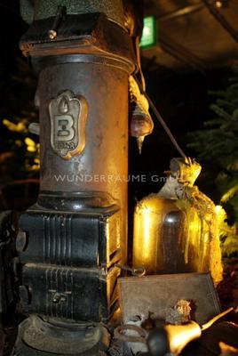 Weihnachtsdekoration mieten & vermieten - Hexenhaus - WUNDERRÄUME GmbH vermietet: Dekoration/Kulisse für Event, Messe, Veranstaltung, Incentive, Mitarbeiterfest, Firmenjubiläum in Lichtenstein/Sachsen