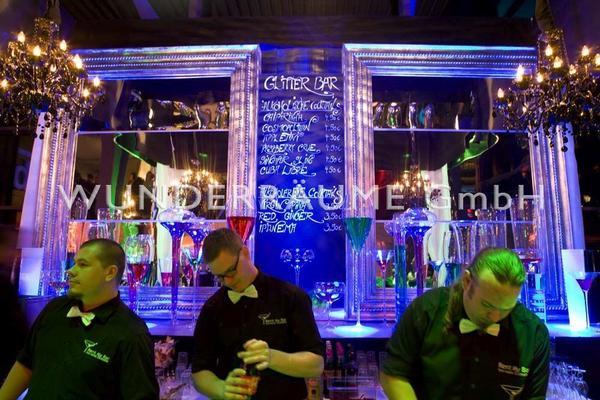 Bar Theke mieten & vermieten - Das RESTAURANT kommt komplett zu Ihnen ! WUNDERRÄUME GmbH vermietet: Dekoration / Kulisse für Event, Messe, Veranstaltung, Incentive, Mitarbeiterfest, Firmenjubiläum in Lichtenstein/Sachsen