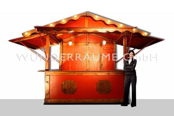 Kleine Holzhütte Wunderräume Gmbh Vermietet Dekorationkulisse