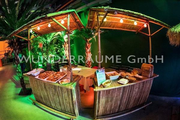 Bambus Bar Wunderräume Gmbh Vermietet Dekorationkulisse Für