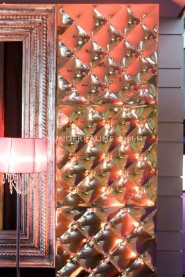 Kulissen mieten & vermieten - Reliefwände gold - WUNDERRÄUME GmbH vermietet: Dekoration/Kulisse für Event, Messe, Veranstaltung, Incentive, Mitarbeiterfest, Firmenjubiläum in Lichtenstein/Sachsen