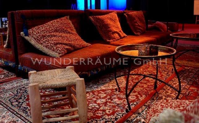 Kulissen mieten & vermieten - Oriental Lounge 1 in Lichtenstein/Sachsen