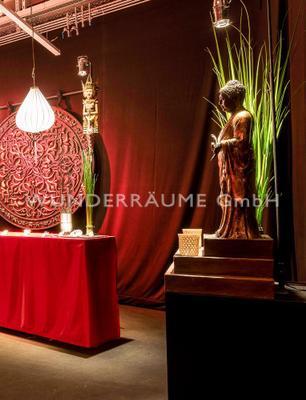 Dekofiguren mieten & vermieten - Arrangement Asien 5 in Lichtenstein/Sachsen