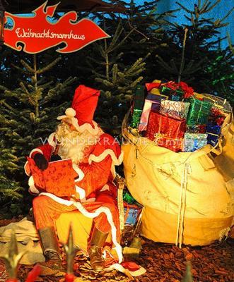 """Weihnachtsdekoration mieten & vermieten - Märchenzimmer """"Weihnachtsmann"""" - WUNDERRÄUME GmbH vermietet: Dekoration/Kulisse für Event, Messe, Veranstaltung, Incentive, Mitarbeiterfest, Firmenjubiläum in Lichtenstein/Sachsen"""