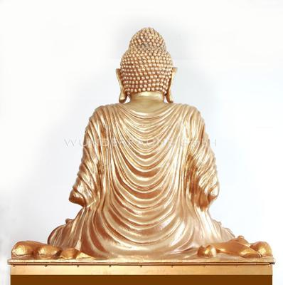 Dekofiguren mieten & vermieten - Buddha Statue XXL - WUNDERRÄUME GmbH vermietet: Dekoration/Kulisse für Event, Messe, Veranstaltung, Incentive, Mitarbeiterfest, Firmenjubiläum in Lichtenstein/Sachsen