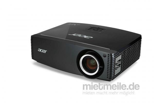 Beamer mieten & vermieten - Projektor Acer P7305W Beamer - 5000 ANSI in Waltrop
