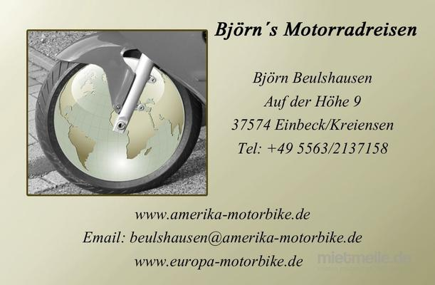 Motorrad mieten & vermieten - Yamaha Fazer satte 94PS   in Einbeck