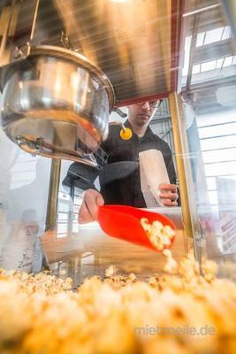 Popcornmaschine mieten & vermieten - Popcornmaschine, Popcorn, Nostalgie 50 Jahre Style, Kino, in Deggendorf