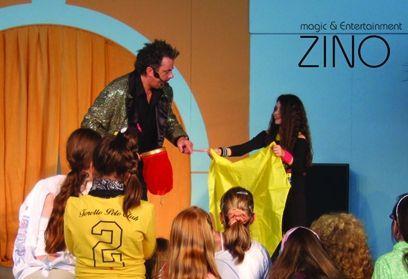 Magier & Zauberer mieten & vermieten - Hier zaubert ZINO für Kinder! in Hannover