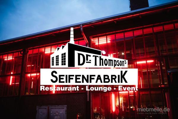 Eventagenturen mieten & vermieten - Seifenfabrik Dr. Thompson´s in Düsseldorf