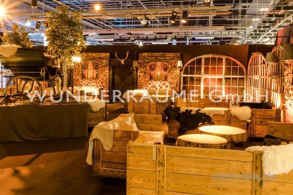 Pflanzen mieten & vermieten - Birkenbaum - WUNDERRÄUME GmbH vermietet: Dekoration/Kulisse für Event, Messe, Veranstaltung, Incentive, Mitarbeiterfest, Firmenjubiläum in Lichtenstein/Sachsen