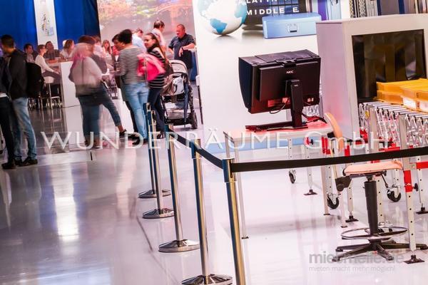 Kulissen mieten & vermieten - Monitorplatz-Gepäckkontrolle - WUNDERRÄUME GmbH vermietet: Dekoration/Kulisse für Event, Messe, Veranstaltung, Incentive, Mitarbeiterfest, Firmenjubiläum in Lichtenstein/Sachsen
