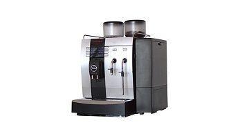 Kaffeemaschinen mieten & vermieten - Kaffeevollautomat Jura X9, Kaffeemaschine in Pirna