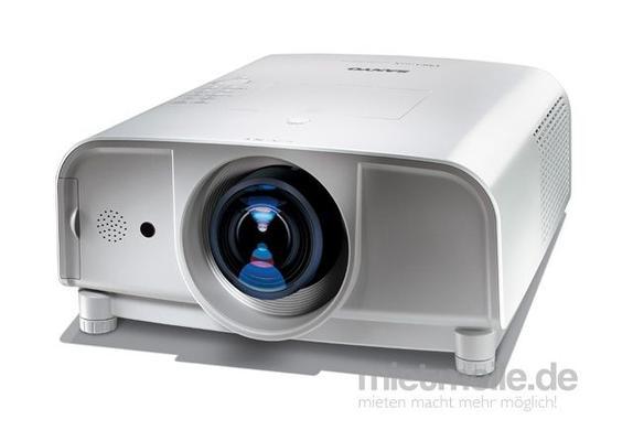 Beamer mieten & vermieten - Beamer - Sanyo PLCXT20 3800 Ansilumen - Videobeamer - Projektor in Wismar