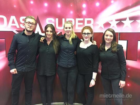 Event- & Messepersonal mieten & vermieten - Veranstaltungspersonal in Dortmund